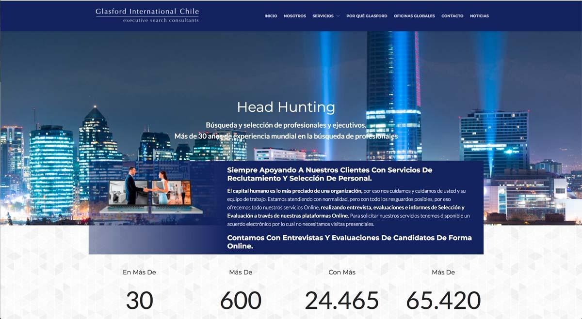 Empresa especialista en Selección profesionales en Chile