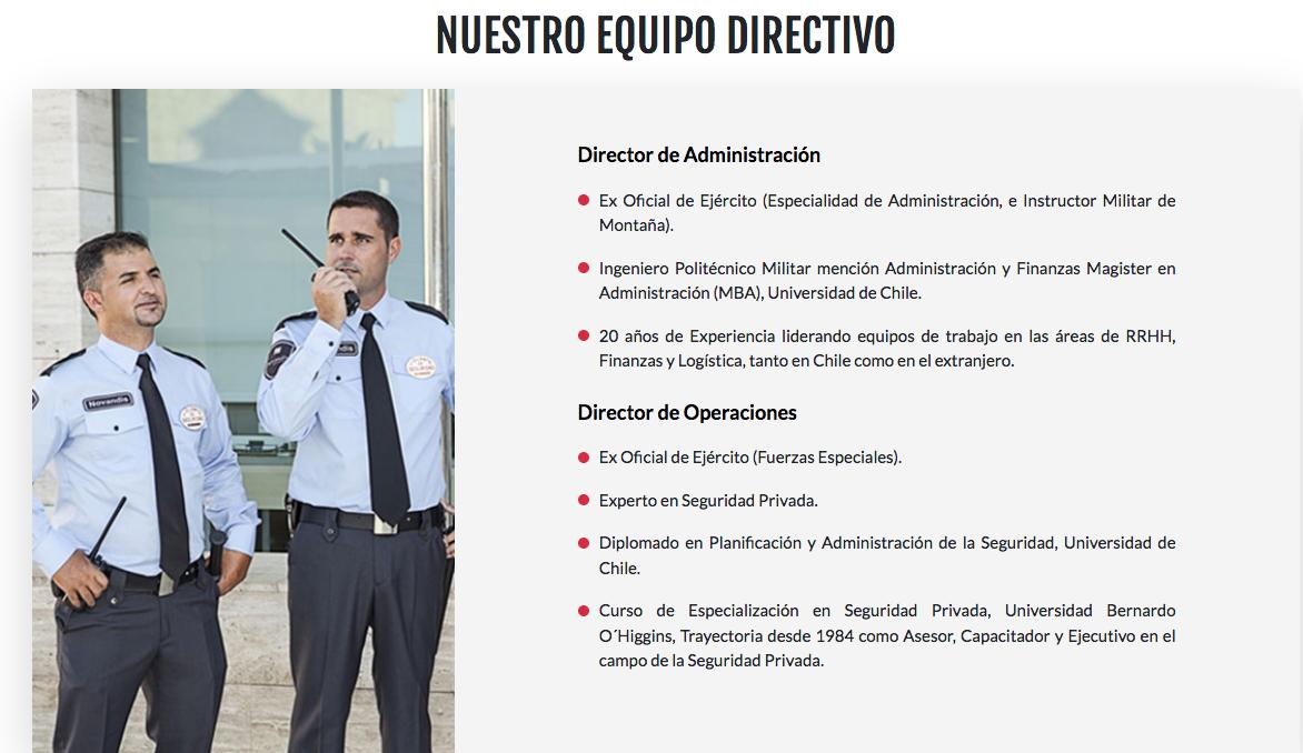 control de accesos con guardias