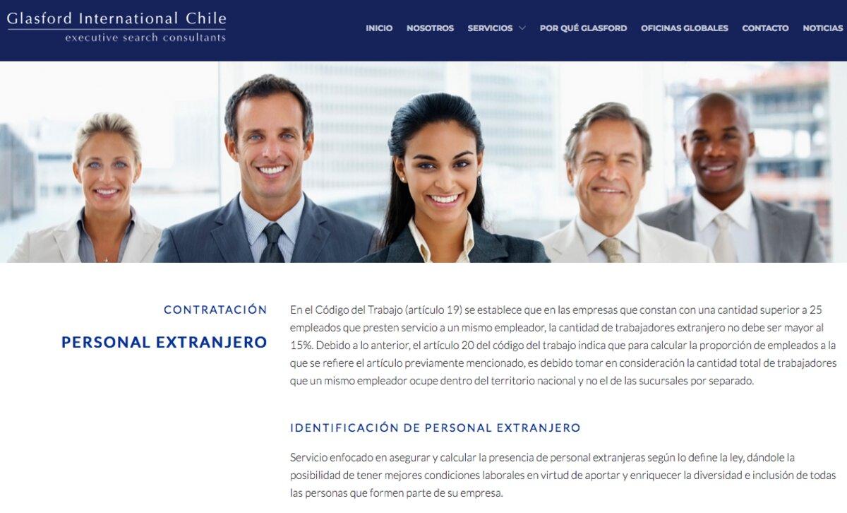 Reclutamiento ejecutivos en chile